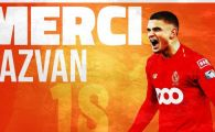 """Multumim, Razvan Marin!"" Standard si-a luat adio de la mijlocasul roman! Mesajul impresionant al belgienilor!"