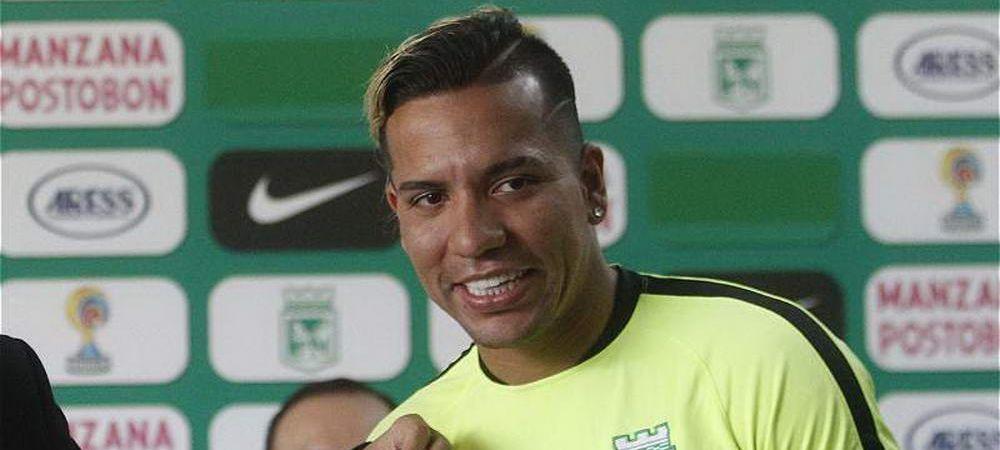 Dayro Moreno, aproape de un transfer urias! Fostul jucator al Stelei da marea lovitura la finalul carierei