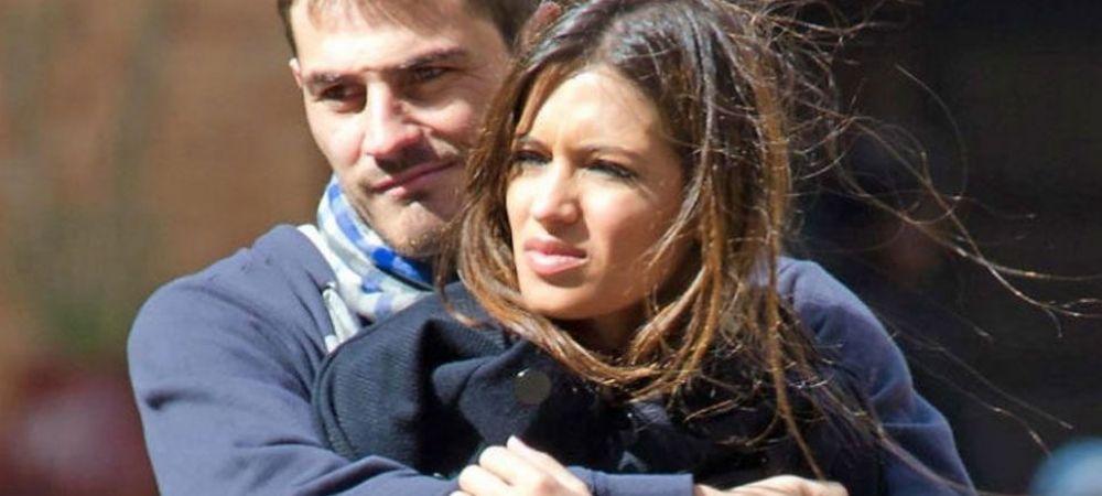 Anunt SOCANT dupa infarctul lui Casillas: Sara Carbonero a fost operata de cancer! Anunt de ultima ora in Spania