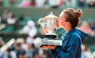 Simona Halep poate scrie istorie la Roland Garros! Performanta incredibila pe care romanca o poate atinge la editia din acest an