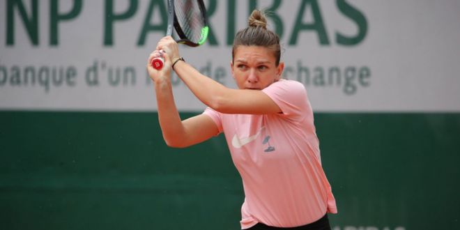 Simona Halep Roland Garros 2019 | Halep testeaza toate noile arene de la Roland Garros! Unde a facut antrenamentul in aceasta dimineata. VIDEO