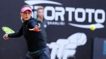 Roland Garros 2019: Prima victorie romaneasca! Ana Bogdan s-a calificat in turul doi al calificarilor