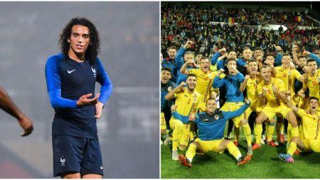 ROMANIA U21 LA EURO   Franta si-a anuntat lotul pentru turneul final: doi jucatori valoreaza mai mult decat toata echipa Romaniei la un loc! COMPARATIE