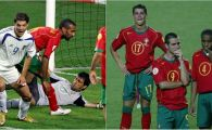"""Generatia de Aur"" a Greciei si Portugalia lui Figo, Deco si Rui Costa vor reedita cea mai mare surpriza din istoria EURO"