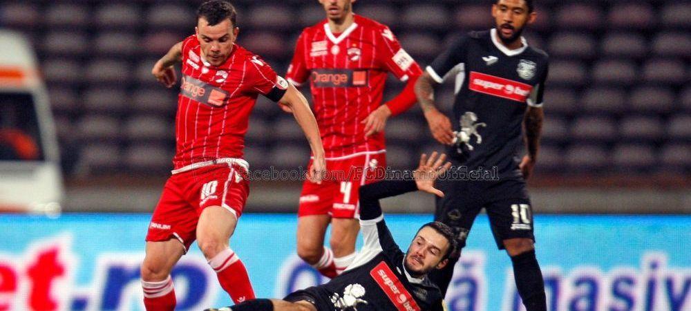 DINAMO 0-0 POLI IASI   Dinamo ramane pe primul loc in play-out! Poli Iasi obtine un punct salvator!