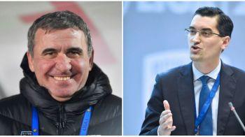 """Razvan Burleanu ii da dreptate lui Hagi in disputa cu UEFA! """"Cat mai multe echipe in Champions League"""" Ce spune presedintele FRF de situatia lui Razvan Marin!"""