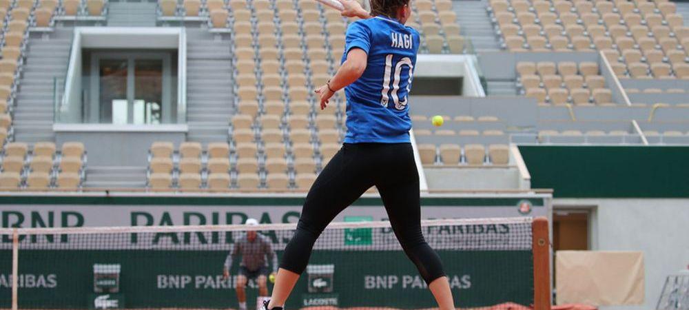 Simona Halep, pe primul loc intr-un clasament facut de WTA inainte de Roland Garros 2019. Performanta romancei