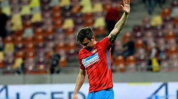 """FCSB s-a despartit de Raul Rusescu! Anuntul oficial al clubului si mesajul fotbalistului pentru suporteri! """"Aceasta echipa are nevoie de voi!"""""""