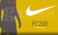 Echipament FCSB 2019/2020: Becali isi imbraca jucatorii in uniforma MILITARA! Cum vor arata tricourile de joc. FOTO
