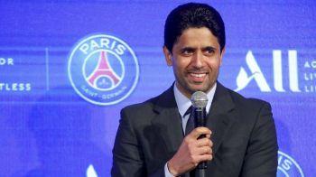 Probleme pentru seicul de la Paris Saint-Germain! Este anchetat pentru coruptie si dare de mita! Suma uriasa oferita