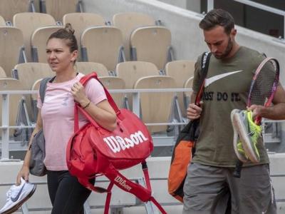 ROLAND GARROS 2019 | SURPRIZA TOTALA: Simona Halep a angajat un SUPER MODEL pentru a-i fi partener de antrenament! Cum arata barbatul