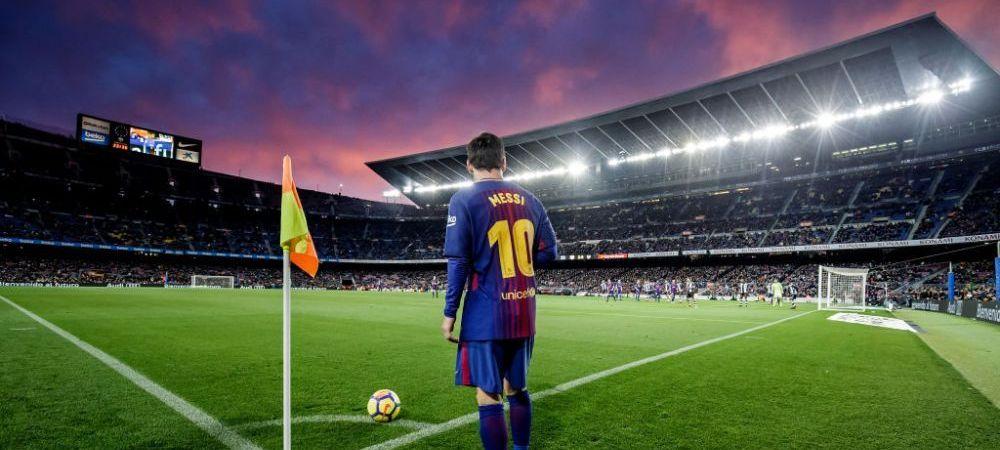 E OFICIAL! Barcelona a anuntat primul transfer! Clauza de 100 milioane de euro pentru olandez! Ce fotbalist ajunge pe Camp Nou!