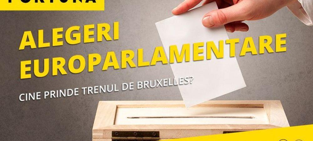 (P) Pariuri pe Europarlamentare. Cine prinde trenul de Bruxelles?