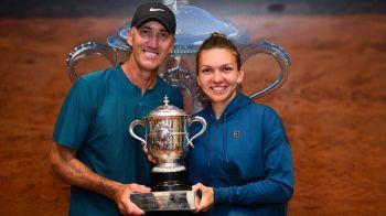 """Simona Halep, Roland Garros 2019   Anuntul facut despre Darren Cahill: """"Nu mi-a fost usor fara el!"""" Interviu eveniment in Telegraph"""