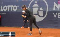 "Sorana Cirstea, in semifinale la Nurnberg! Costumul purtat de ea a provocat controverse: ""Nu e catsuit, cum avea Serena!"" FOTO"