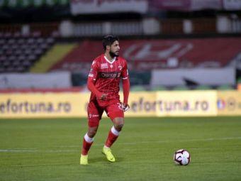 Rapid transfera de la Dinamo! Giulestenii s-au inteles cu un fotbalist al lui Rednic, acesta a preferat sa mearga in Liga a II-a!