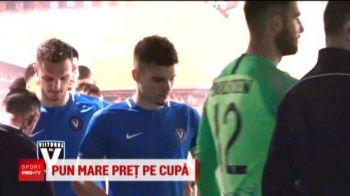 Ajax isi trimite scouterii la finala Cupei! Ianis Hagi nu e singurul care pleaca de la Viitorul dupa meciul cu Astra