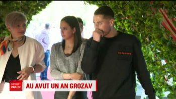 VIDEO | Gicu Grozav nu a stat prea mult singur dupa despartirea de fiica lui Rednic! Cum arata noua iubita a fostului atacant de la Dinamo