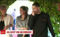 VIDEO   Gicu Grozav nu a stat prea mult singur dupa despartirea de fiica lui Rednic! Cum arata noua iubita a fostului atacant de la Dinamo