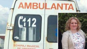 Sotia unui cunoscut preot din Bacau a murit dupa ce s-a aruncat din ambulanta