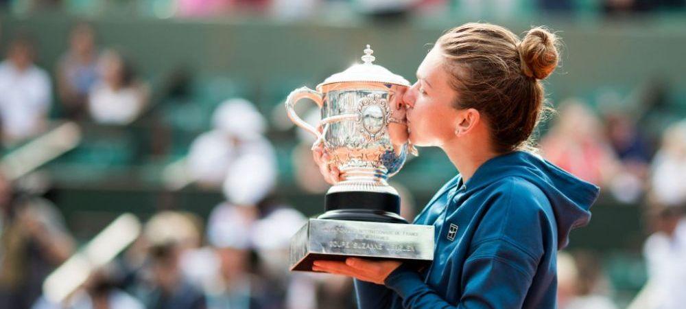 ROLAND GARROS 2019 | WTA a analizat traseul Simonei Halep la Roland Garros! Cum ar putea fi eliminata romanca in sferturi