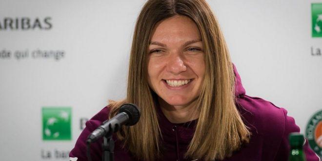 Simona Halep, Roland Garros 2019   Simona voteaza la Paris pentru Europarlamentare:  Sper sa nu ma incurce programul  Ce spune despre duelul cu Ajla Tomljanovic