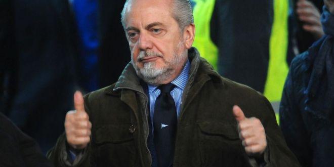 Napoli, oferta de 900 de milioane euro;! Ce raspuns a dat De Laurentiis