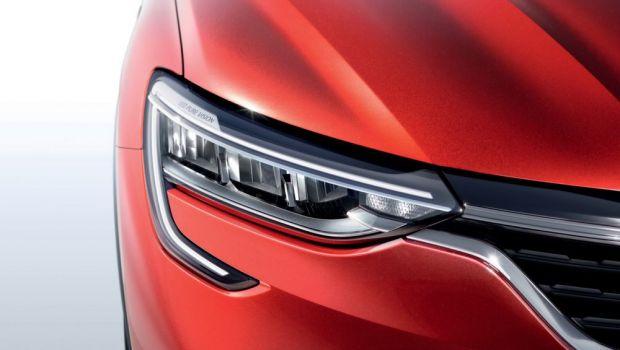 Dacia Duster are un frate mai mare. Cum arata Arkana, noul SUV de la Renault. FOTO