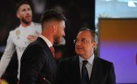 Sergio Ramos i-a spus lui Florentino Perez ca vrea sa plece de la Real! Adevarul a iesit acum la iveala: ce au discutat cei doi