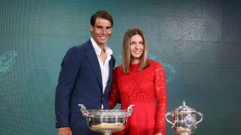 """Simona Halep, Roland Garros 2019   Simona Halep, singura jucatoare de tenis urmarita de Nadal pe Instagram! Gestul neasteptat al romancei fata de """"Regele Zgurii"""""""