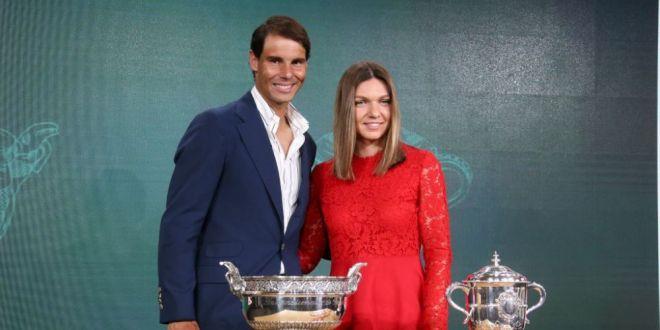 Simona Halep, Roland Garros 2019 | Simona Halep, singura jucatoare de tenis urmarita de Nadal pe Instagram! Gestul neasteptat al romancei fata de  Regele Zgurii