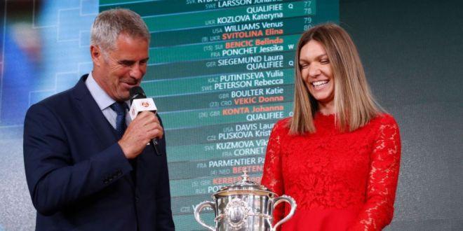 Simona Halep, Roland Garros 2019   Simona a vorbit despre favoritele la titlu la Paris!  Ele au o sansa mare  Ce o face pe romanca sa simta o presiune in plus la editia din acest an