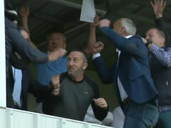 Oficialii de la FCSB s-au bucurat la golurile celor de la Clinceni! Reactia fabuloasa a lui Meme:  Eu imi doream sa promoveze alta echipa