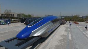 Trenul plutitor, dezvăluit de China. Cum arată și ce viteză atinge