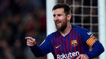 Messi scrie istorie si-l depaseste pe Cristiano Ronaldo! Argentinianul a castigat Gheata de Aur pentru al treilea an consecutiv