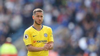 Chelsea i-a fixat pretul lui Hazard! Nu va pleca la Real pe mai putini bani
