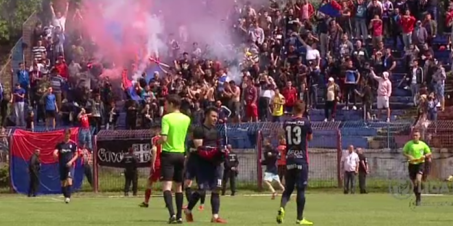 Chindia a promovat in Liga 1! Echipa din Targoviste merge alaturi de Academica Clinceni direct in prima liga!