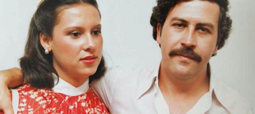 Sotia lui Pablo Escobar povesteste cum a cucerit-o celebrul traficant de droguri cand avea 15 ani!