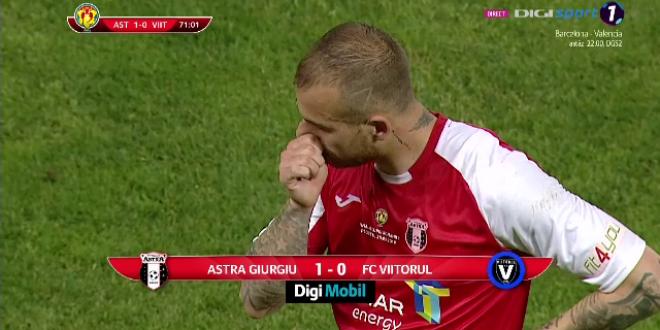 FINALA CUPEI ROMANIEI | Alibec:  Am dat gol DEGEABA!  Alibec s-a accidentat din nou! Ce a spus dupa finala Cupei