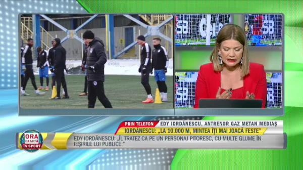 """Edi Iordanescu a dat cartile pe fata: """"Vorbesc cu patronul clubului constant"""""""