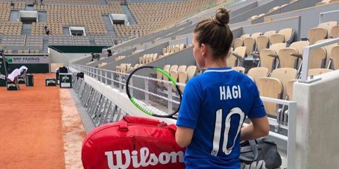 FINALA CUPEI ROMANIEI | Mesajul special al Simonei Halep pentru campionii de la Viitorul! Ce le-a transmis de la Paris