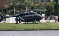 """FABULOS! Neymar a ajuns in cantonamentul Braziliei cu elicopterul! Imaginile care au starnit furia fanilor: """"De asta o sa mori speranta!"""""""