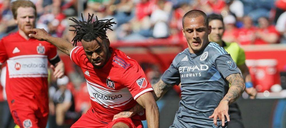 """Reactia lui Mitrita dupa golul FABULOS inscris pentru New York City! """"De asta am ales sa vin in MLS!"""" Romanul vrea titlul in acest sezon"""