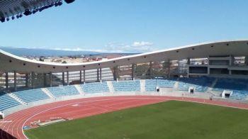 Surpriza URIASA! Stadionul NOU din Tg. Jiu va fi inaugurat de o echipa din alt oras! Cine are sanse majore sa joace pe el