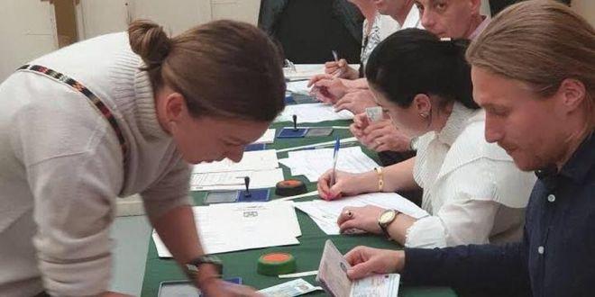 SIMONA HALEP ROLAND GARROS 2019 | Simona Halep a fost sa voteze! Ce reactie au avut romanii cand au vazut-o la urne