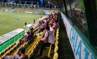 """""""EXIT POLL ORA 21: 43 de spectatori au ales sa vina la stadionul din Chiajna!"""" Mesajul GENIAL postat de Poli Iasi pe Facebook in timpul meciului cu Chiajna"""
