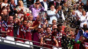 Meciul de 170.000.000 lire! Finala Play Off-ului de promovare in Premier League, castigata de John Terry! Aston Villa va juca contra lui City si Liverpool!