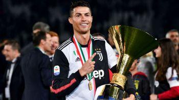 DEZVALUIRI din vestiarul lui Juventus! Motivul pentru care a plecat Allegri: daca nu renuntau la antrenor, pleca Ronaldo! Ce s-a intamplat