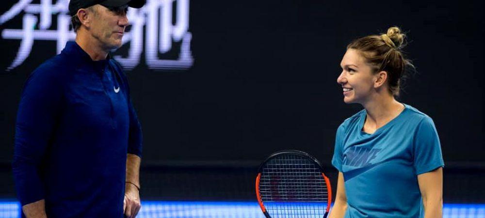 "Roland Garros 2019: ""Cum se va impaca Simona Halep cu ideea ca Darren Cahill nu mai e acolo?"" Mesajul unei legende WTA"