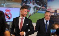 ULTIMA ORA | Sergio Ramos vrea sa plece cu orice pret de la Real! E INCREDIBIL ce i-a cerut lui Florentino Perez